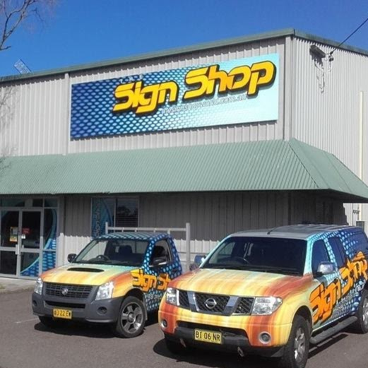 The Sign Shop   store   23/25 Smith St, Maitland NSW 2320, Australia   0249344899 OR +61 2 4934 4899