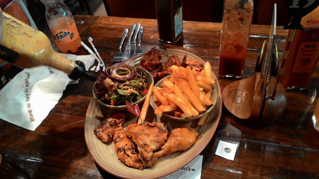 Nandos | restaurant | 301 Wyndham St, Shepparton VIC 3630, Australia | 0358219742 OR +61 3 5821 9742