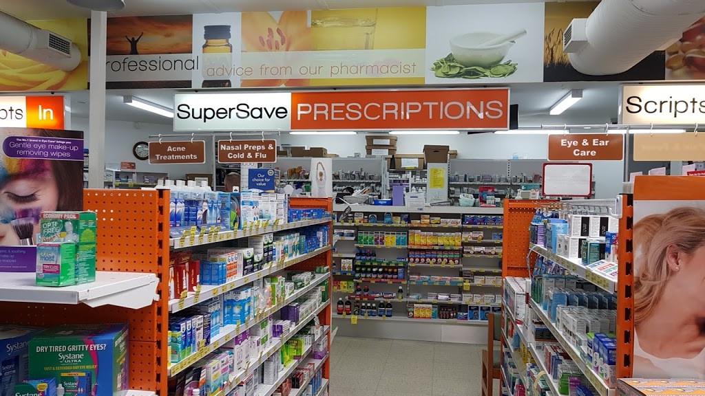 Supersave Chemist | pharmacy | 343 Pacific Hwy, Asquith NSW 2077, Australia | 0294773537 OR +61 2 9477 3537