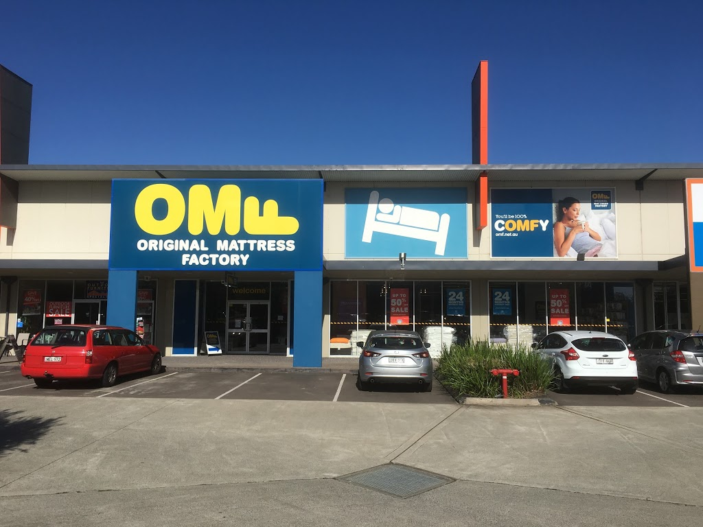 Original Mattress Factory | furniture store | Prime West Centre, 9/343 New England Hwy, Rutherford NSW 2320, Australia | 0249326211 OR +61 2 4932 6211