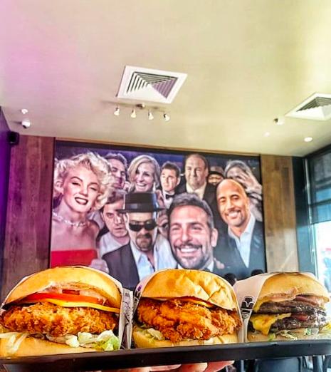 Boss burger co Colac | restaurant | shop 2/144/158 Bromfield St, Colac VIC 3250, Australia
