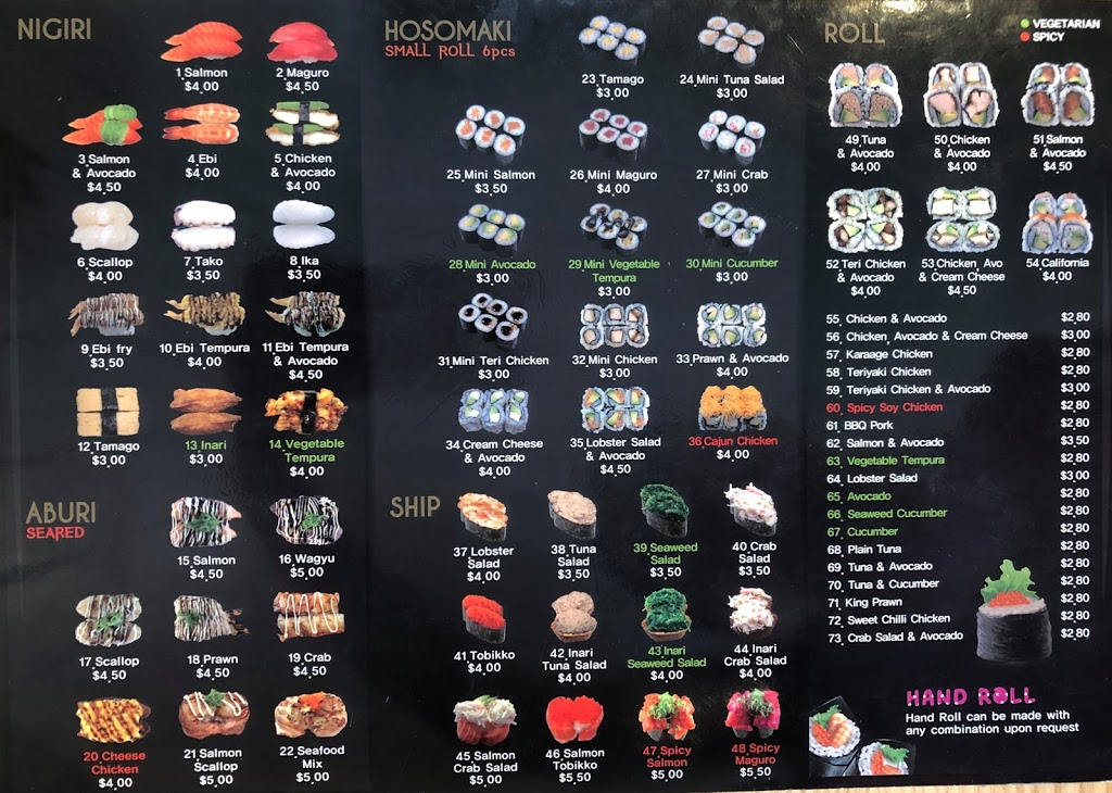 Sushi Break Redbank Plains   restaurant   shop 3/588 Redbank Plains Rd, Redbank Plains QLD 4301, Australia