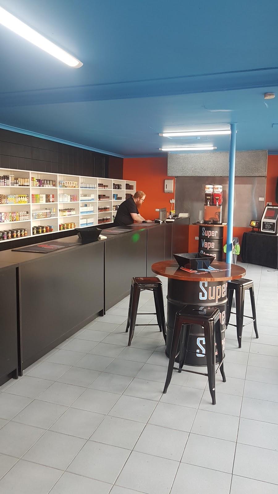 Super Vape Store - Ipswich - Shop 2/9 Old Toowoomba Rd