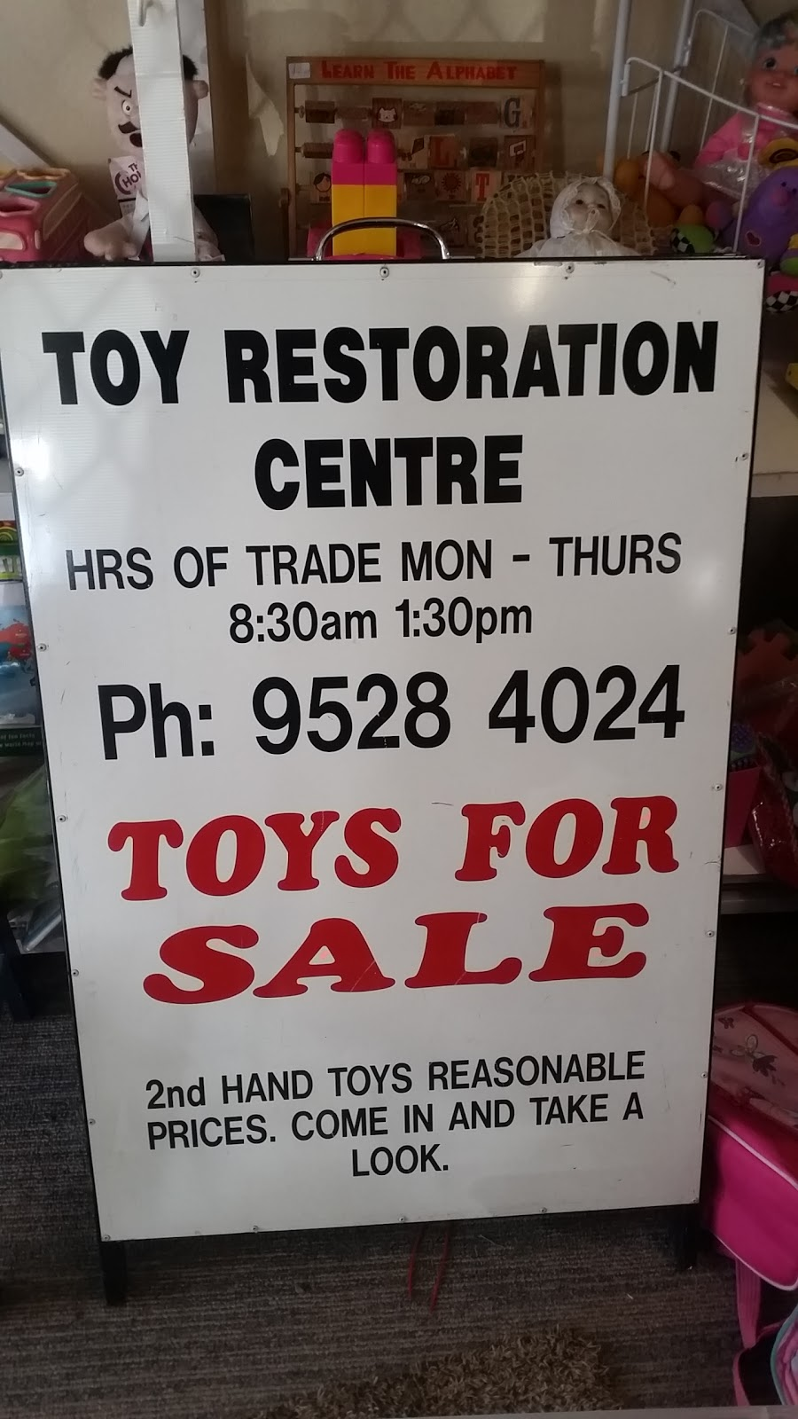 Sutherland Shire Toy Restoration Centre | store | 21 Jannali Ave, Jannali NSW 2226, Australia | 0295284024 OR +61 2 9528 4024