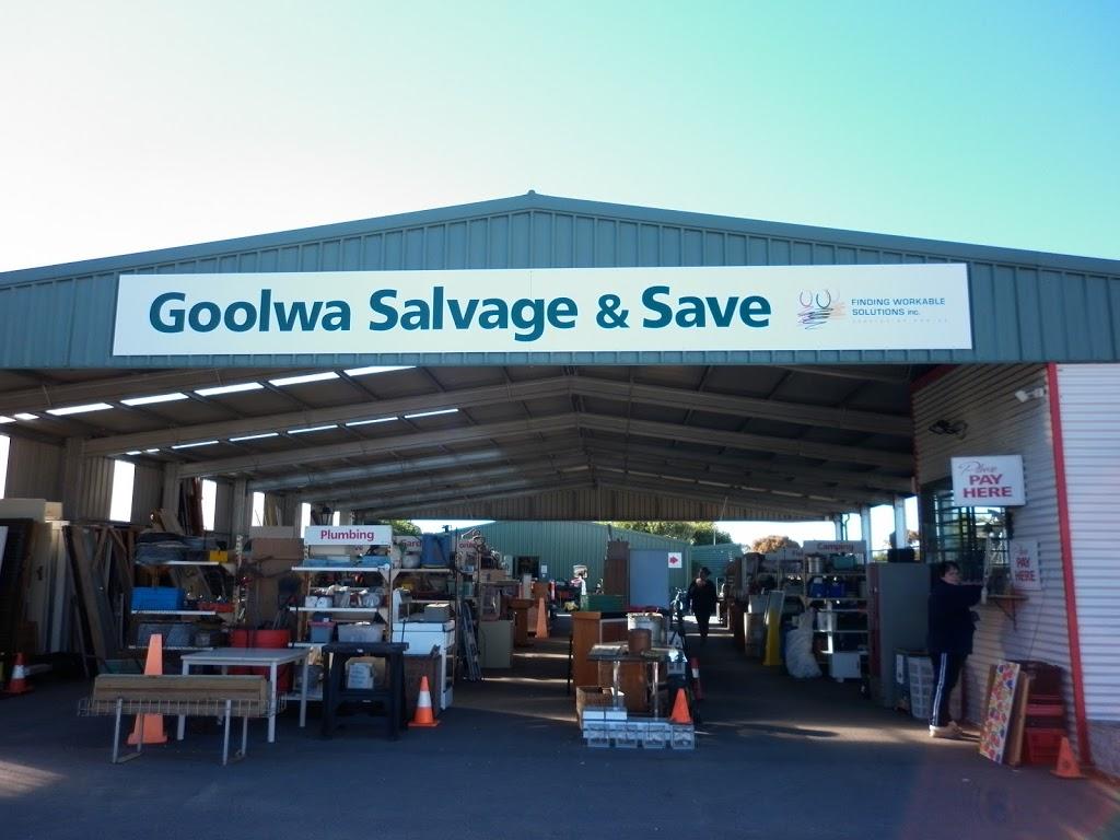 Salvage & Save Goolwa | store | 1226 Port Elliot Rd, Goolwa Beach SA 5214, Australia | 0885553200 OR +61 8 8555 3200
