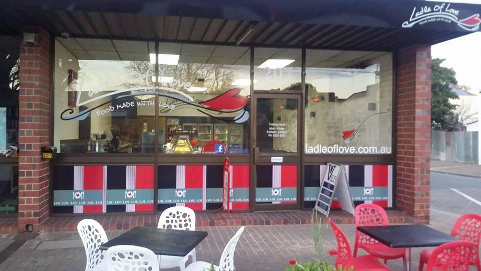 Ladle Of Love | cafe | 207 Sturt St, Adelaide SA 5000, Australia | 0882312872 OR +61 8 8231 2872