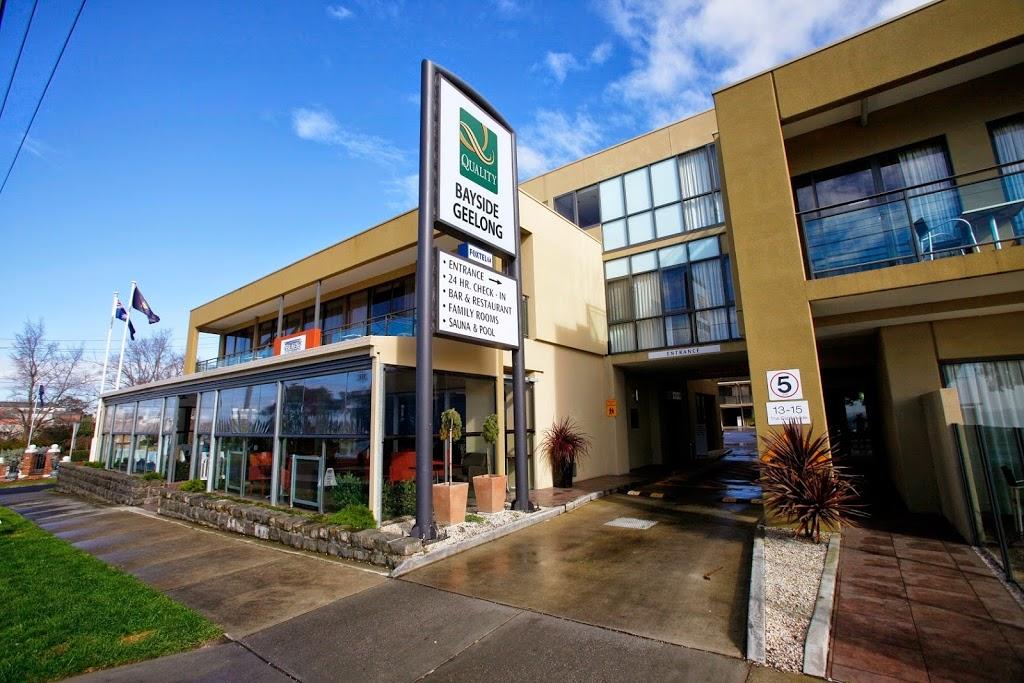 Quality Hotel Bayside Geelong | lodging | 13-15 The Esplanade, Geelong VIC 3220, Australia | 0352447700 OR +61 3 5244 7700
