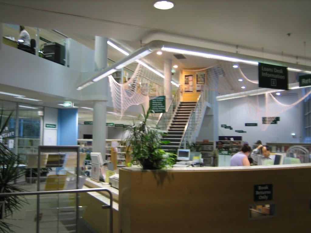 Merrylands Central Library | library | Cnr Newman St &, Miller St, Merrylands NSW 2160, Australia | 0287579065 OR +61 2 8757 9065
