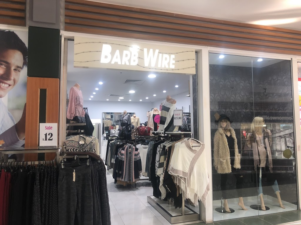 Barb Wire | clothing store | 15/355 Waterloo Rd, Greenacre NSW 2190, Australia | 0297587993 OR +61 2 9758 7993
