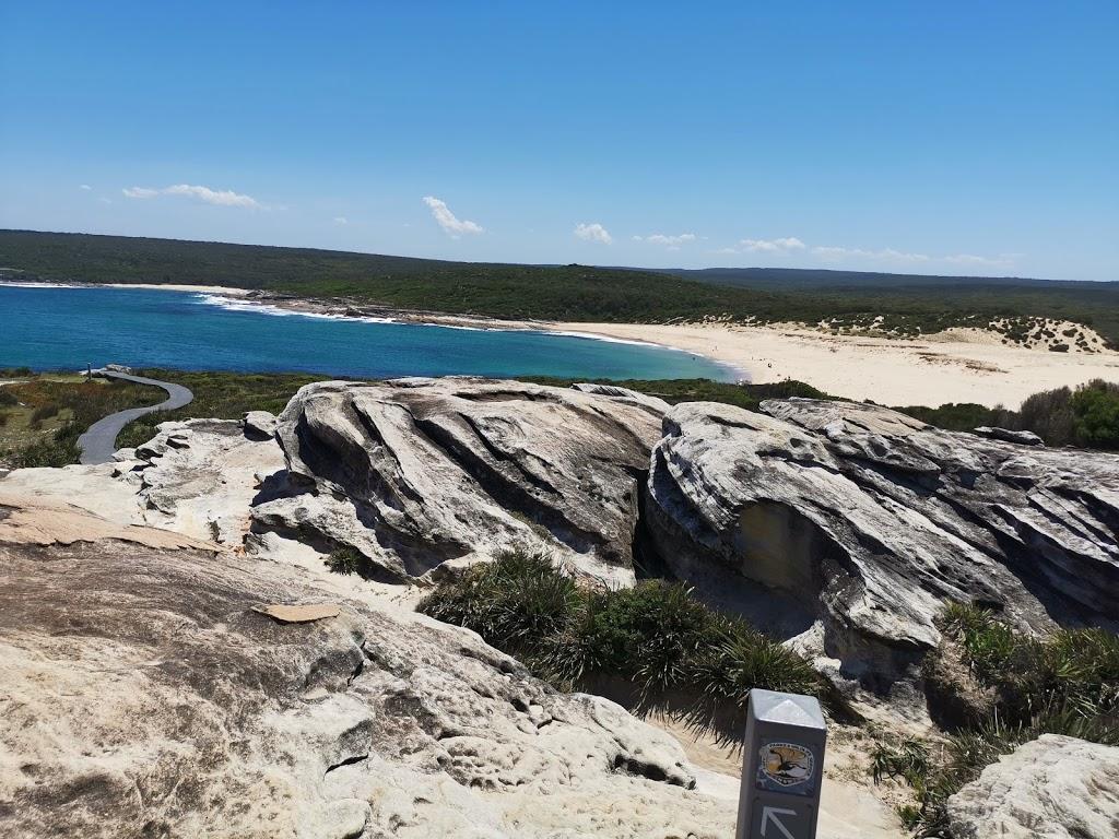 Wedding Cake Rock Trail Park Jibbon Track Royal National Park Nsw 2233 Australia