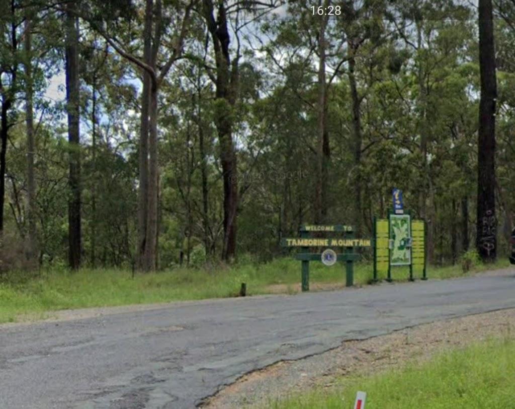 "Information Kiosk ""Welcome to Tamborine Mountain"" | museum | 560 Tamborine Mountain Rd, Tamborine QLD 4270, Australia"