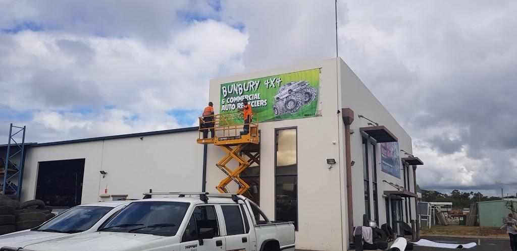 Bunbury 4x4 & Commercial Auto Recyclers | car repair | 7 Allnut Ct, Davenport WA 6230, Australia | 0897254545 OR +61 8 9725 4545