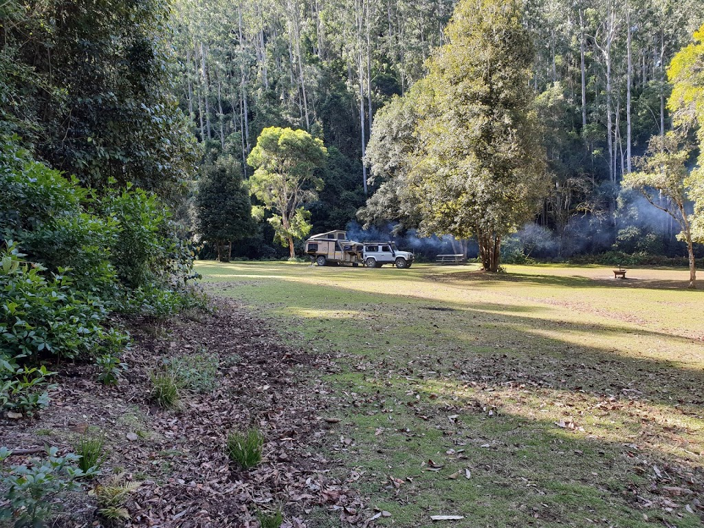 Gloucester River campground | campground | 2804 Gloucester Tops Rd, Invergordon NSW 2422, Australia | 0265385300 OR +61 2 6538 5300