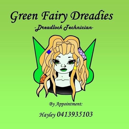 Green Fairy Dreadies   hair care   178 Moscow St, Peterborough SA 5422, Australia   0413935103 OR +61 413 935 103