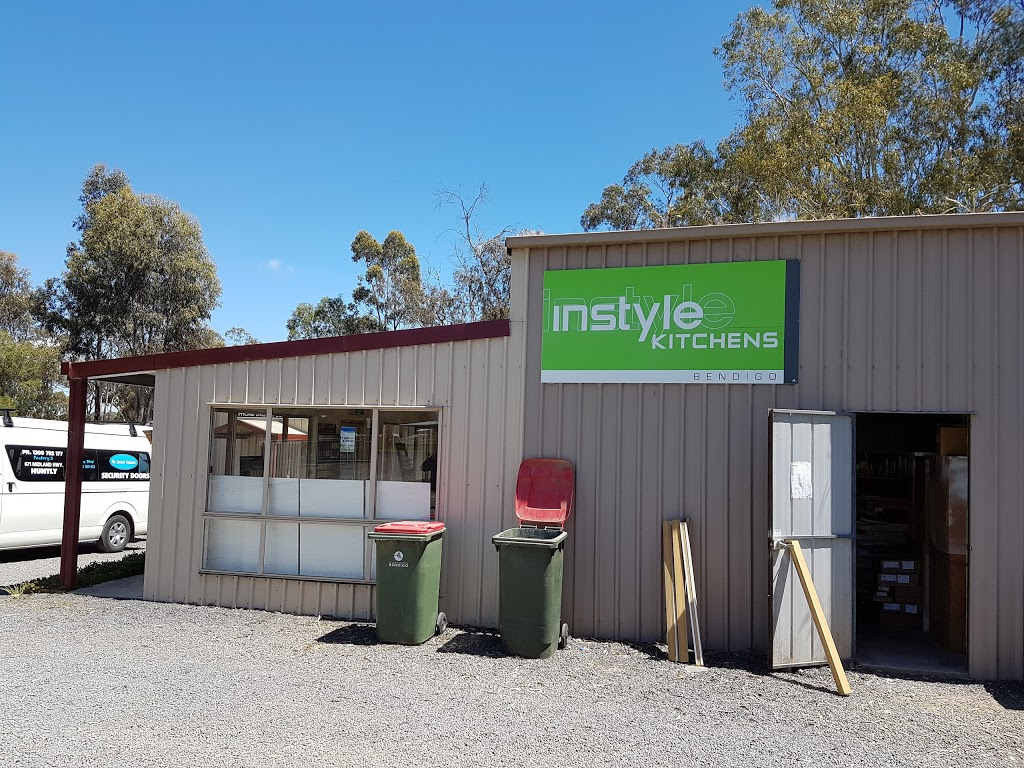 Instyle Kitchens Bendigo Home Goods Store 671 Midland Hwy Huntly Vic 3551 Australia