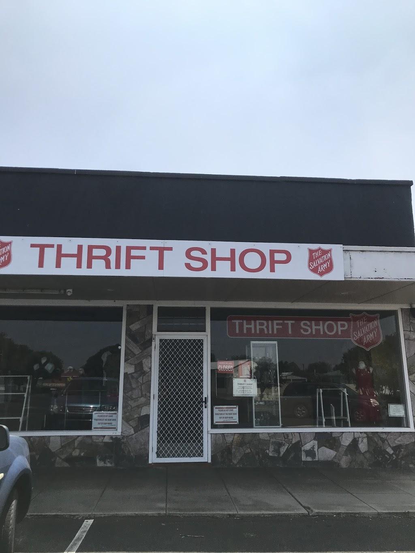 Grantville Court Salvation Army Thrift Shop Mount Gambier | store | 8/50 Boandik Terrace, Mount Gambier SA 5290, Australia | 0887256042 OR +61 8 8725 6042