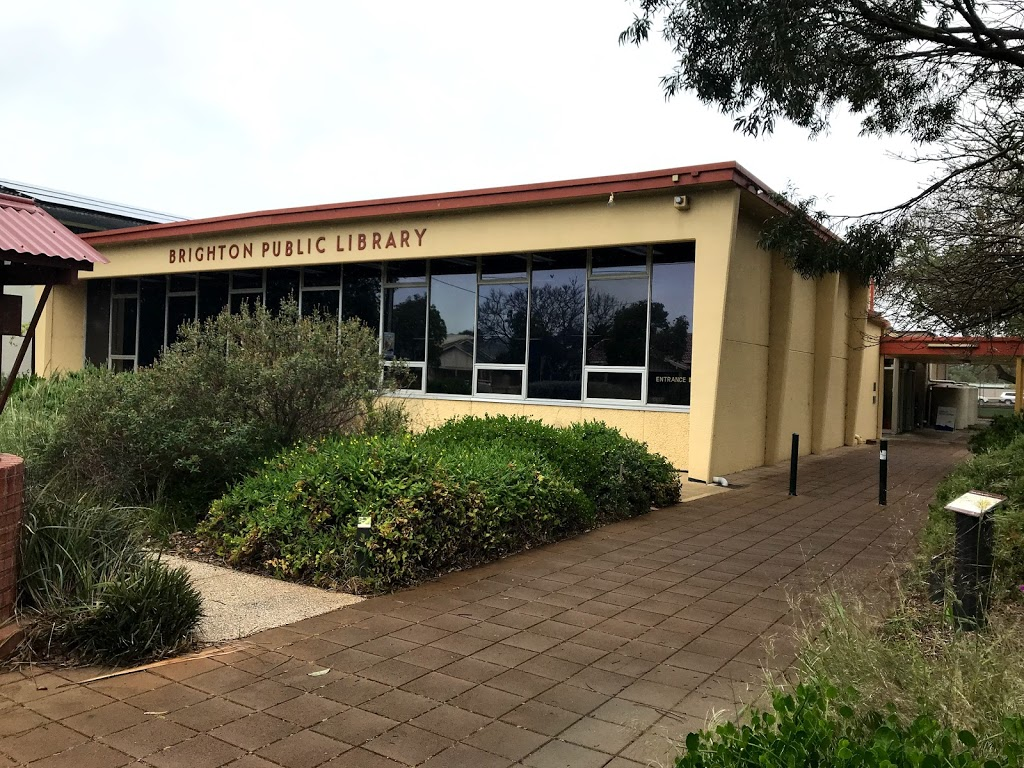 Brighton Library - City of Holdfast Bay | library | 20 Jetty Rd, Brighton SA 5048, Australia | 0882299988 OR +61 8 8229 9988