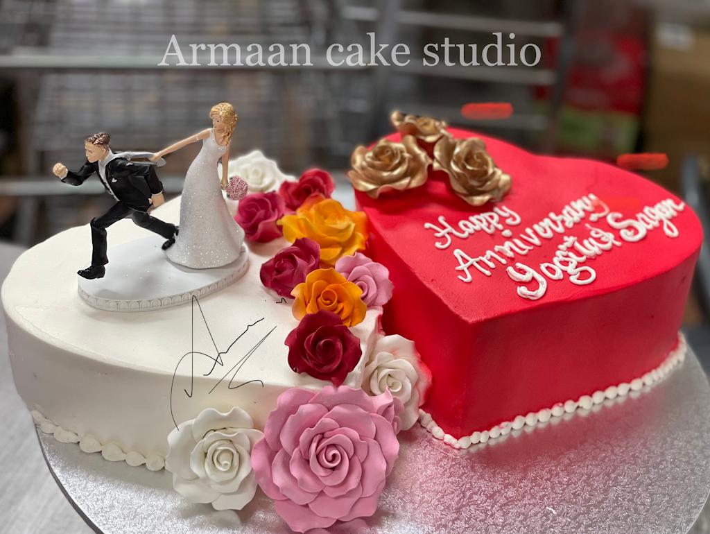Armaan Cake Studio | bakery | 16 Janice St, Seven Hills NSW 2147, Australia | 0405762643 OR +61 405 762 643