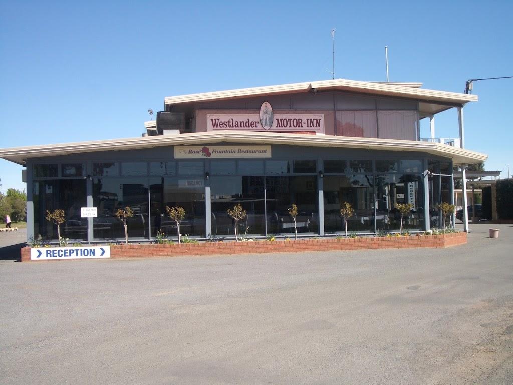 Sundowner Horsham Westlander Motor Inn | lodging | 100 Stawell Rd, Horsham VIC 3400, Australia | 0353820191 OR +61 3 5382 0191