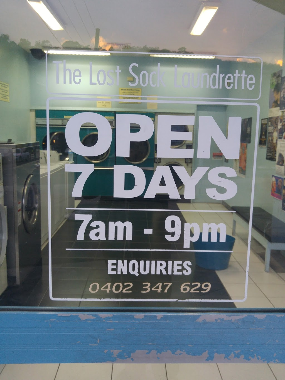 The Lost Sock Laundrette | laundry | 432 Macquarie St, South Hobart TAS 7004, Australia