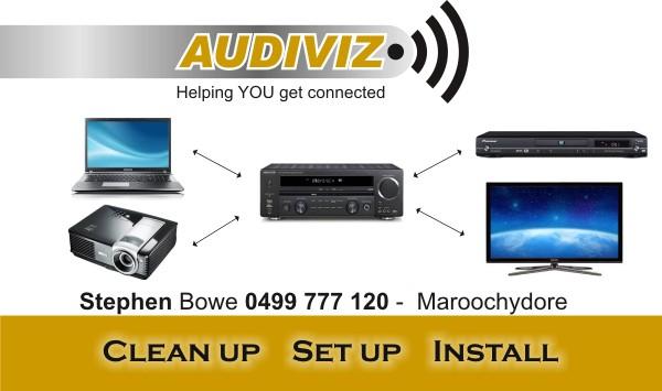 Audiviz | point of interest | Unit 4/4 Ridge Rd, Maroochydore QLD 4558, Australia | 0499777120 OR +61 499 777 120