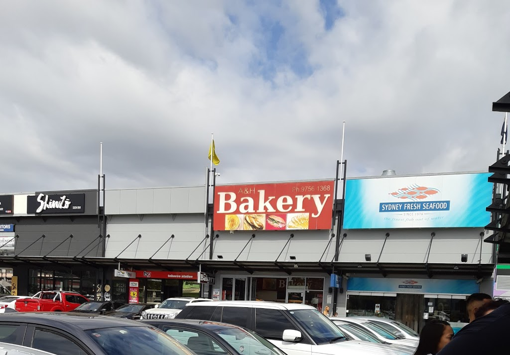 A & H Bakery | bakery | 1185 The Horsley Dr, Wetherill Park NSW 2164, Australia | 0297561368 OR +61 2 9756 1368
