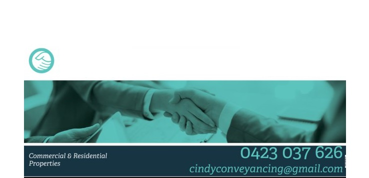 Cindy Conveyancing | lawyer | 22 Wisteria Pl, Springvale South VIC 3172, Australia | 0423037626 OR +61 423 037 626