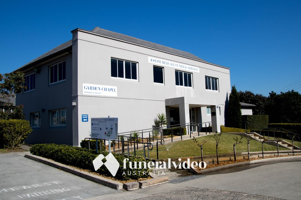 Joseph Medcalf Funeral Services - Funeral home | 61 Military Rd