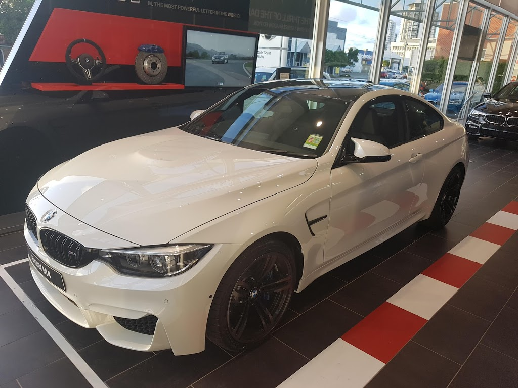 Gold Coast BMW | car dealer | 82/84 Nerang St, Southport QLD 4215, Australia | 0755577999 OR +61 7 5557 7999