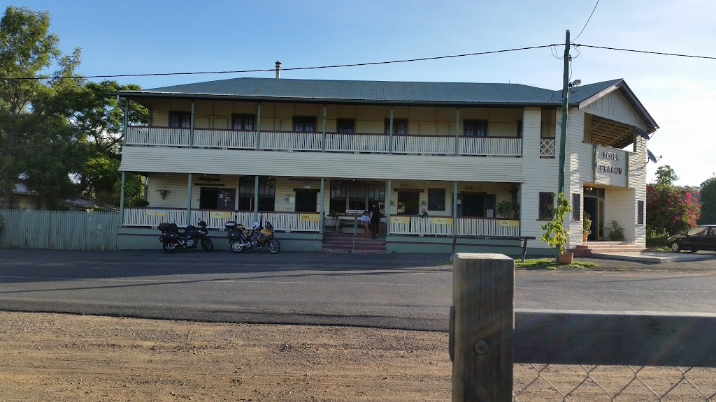 CRACOW HOTEL | lodging | 3 Third Ave & Tenth Ave, Cracow QLD 4719, Australia | 0749937118 OR +61 7 4993 7118