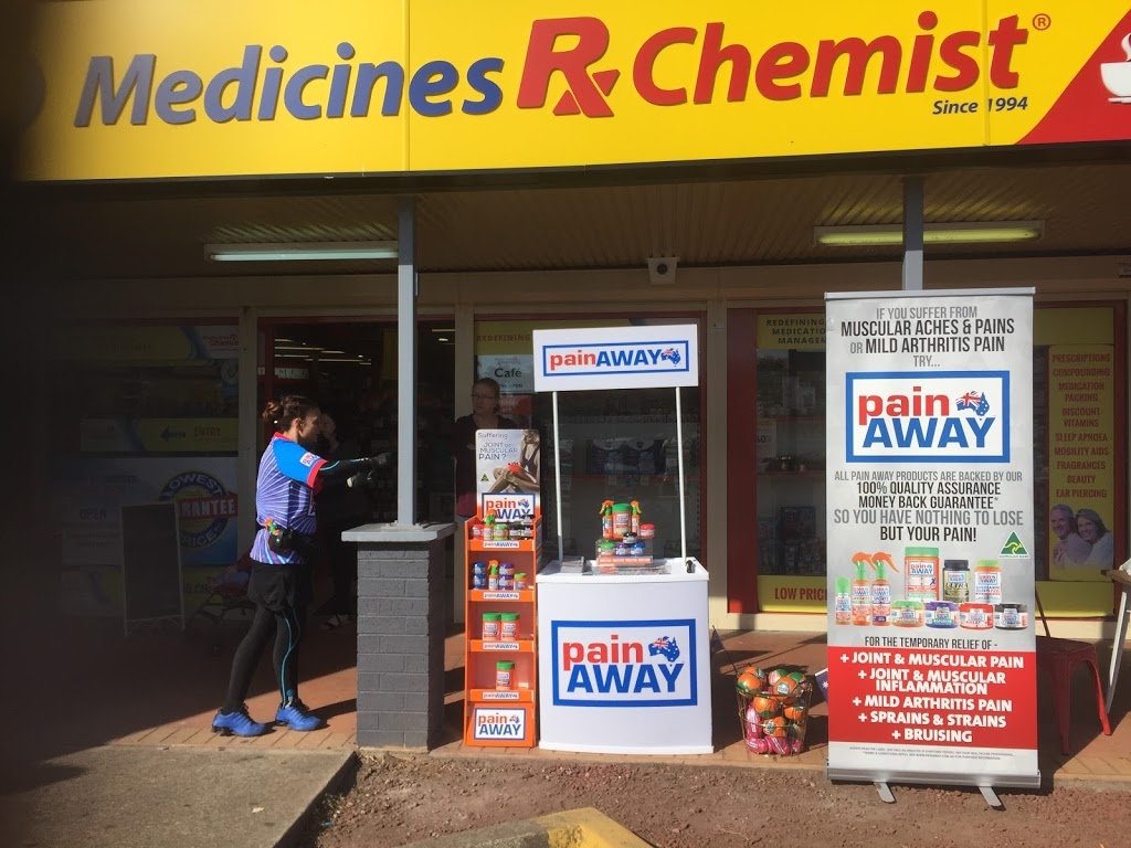 Medicines Rx Chemist   cafe   Shop 11-12 Hassall Grove Plaza, 211 Buckwell Drive, Hassall Grove NSW 2761, Australia   0296283620 OR +61 2 9628 3620