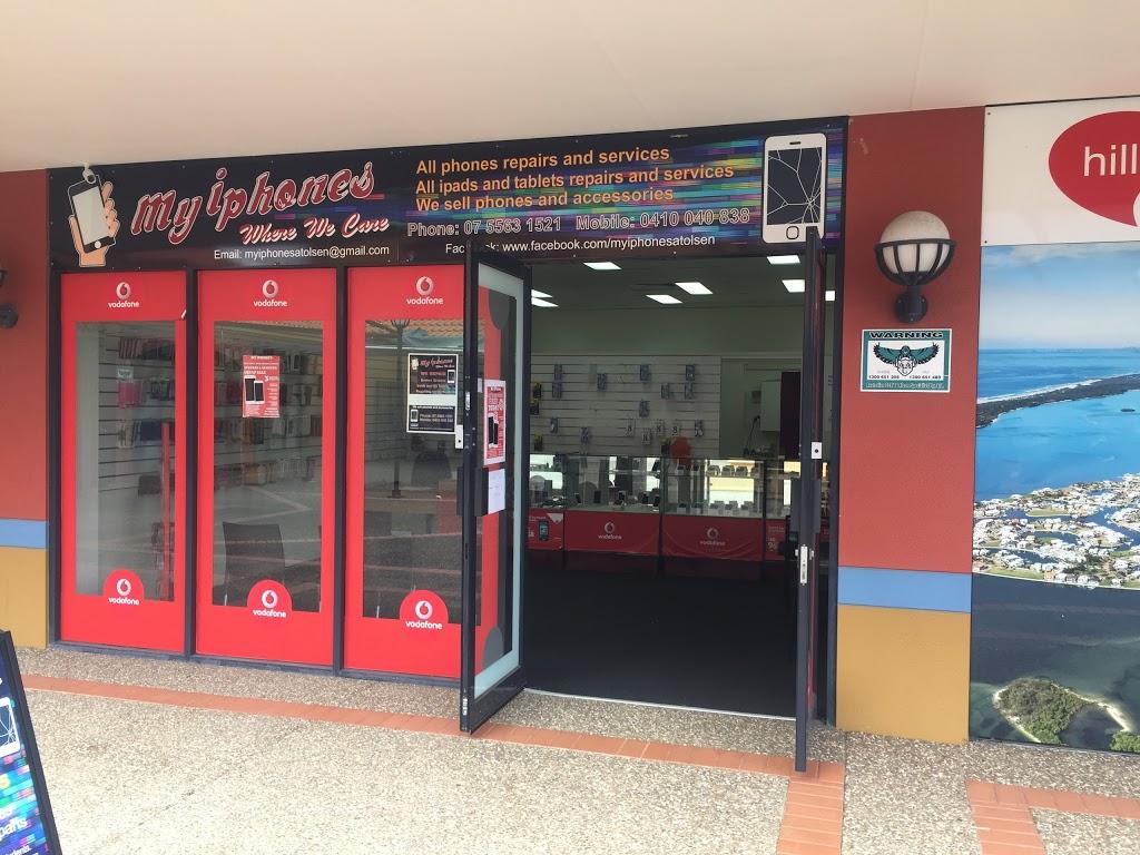 My iphones   electronics store   11/300 Olsen Ave, Parkwood QLD 4214, Australia   0755631521 OR +61 7 5563 1521