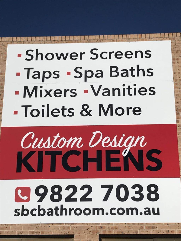 SBC Bathroom & Kitchen Pty Ltd | home goods store | 560 Hume Hwy, Casula NSW 2170, Australia | 0298227038 OR +61 2 9822 7038