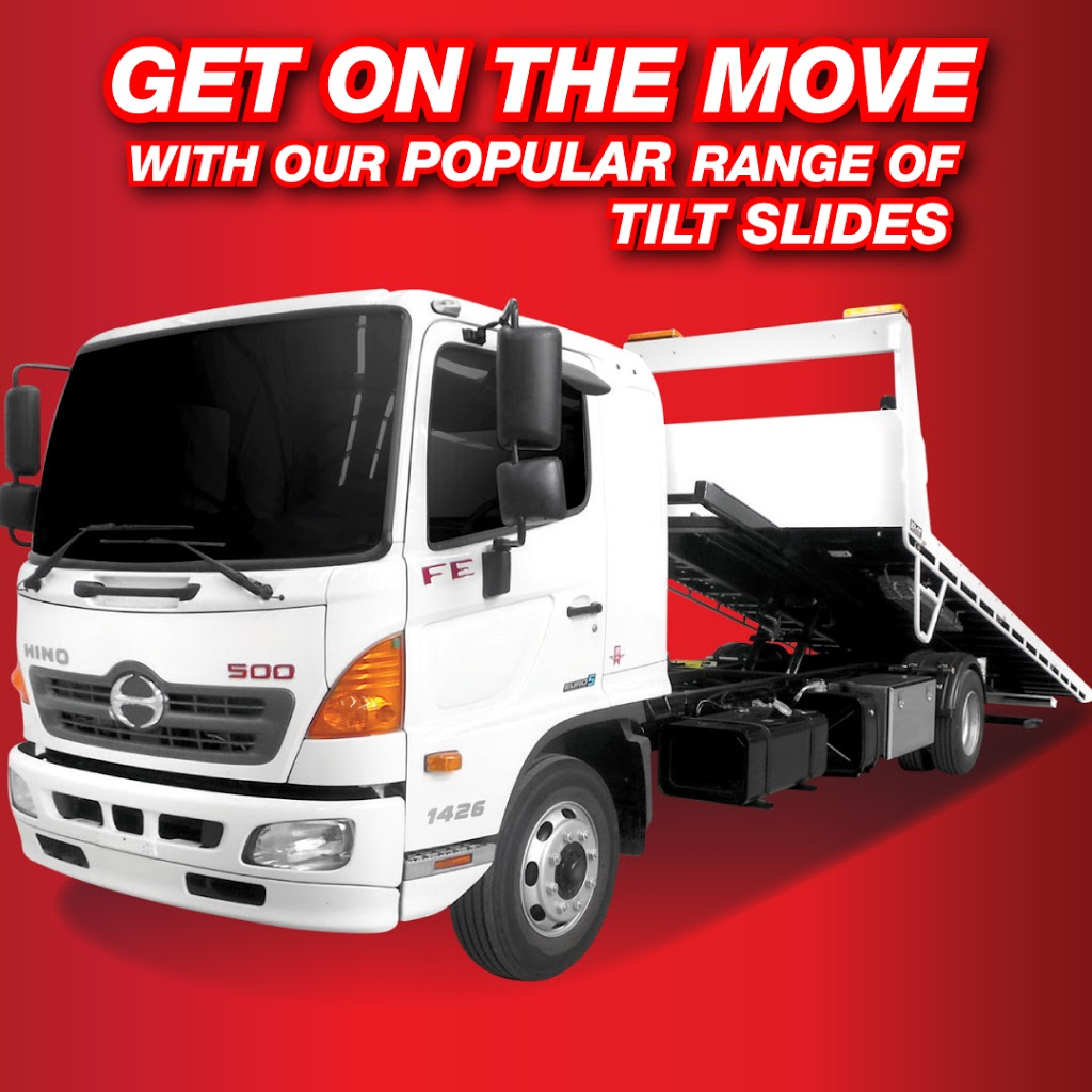 Hino Geelong - Car repair | 11/15 Industrial Pl, Breakwater