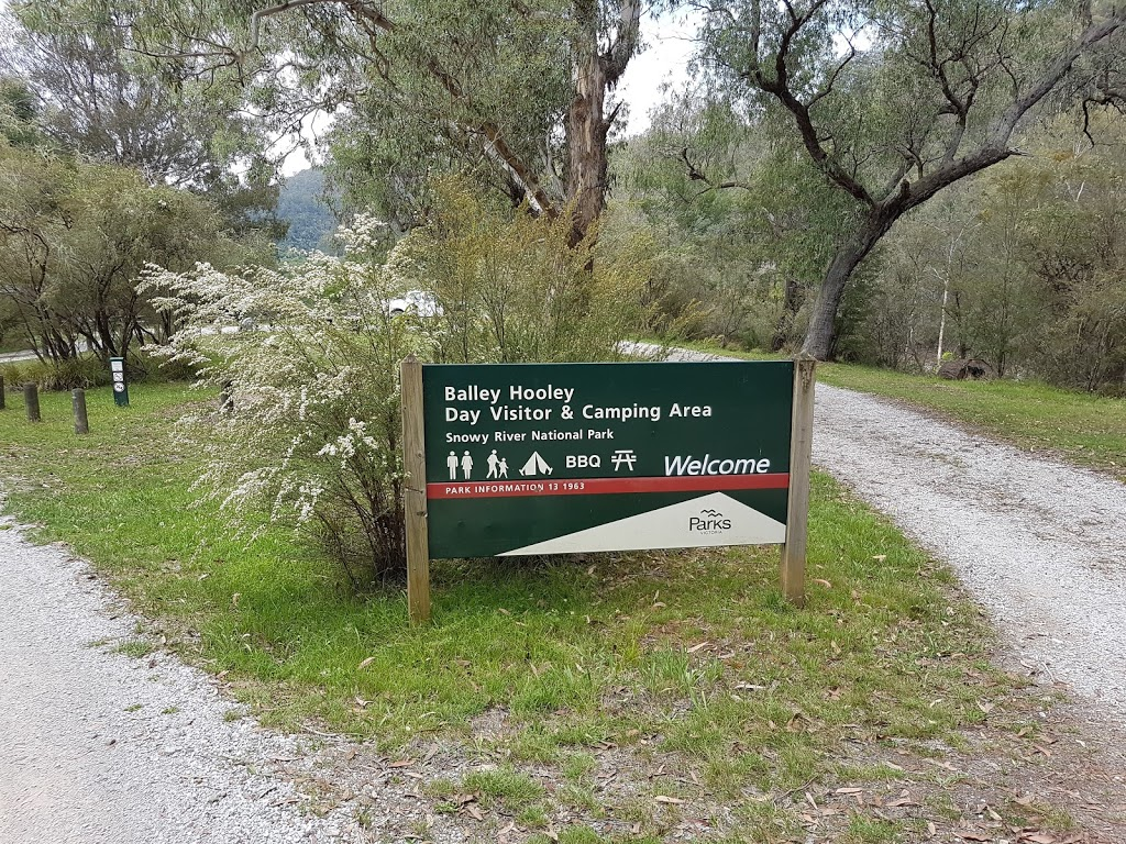 Balley Hooley Campground   campground   Balley Hooley Rd, Buchan VIC 3885, Australia   131963 OR +61 131963