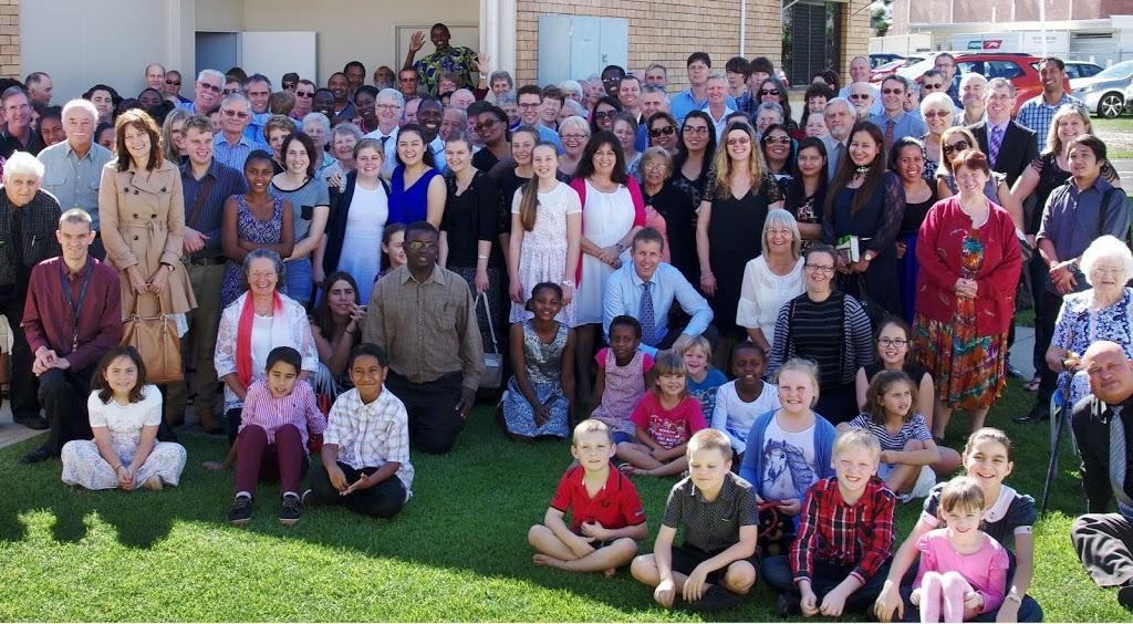 Rockhampton Seventh-day Adventist Church | church | 343 Yaamba Rd, Park Avenue QLD 4701, Australia
