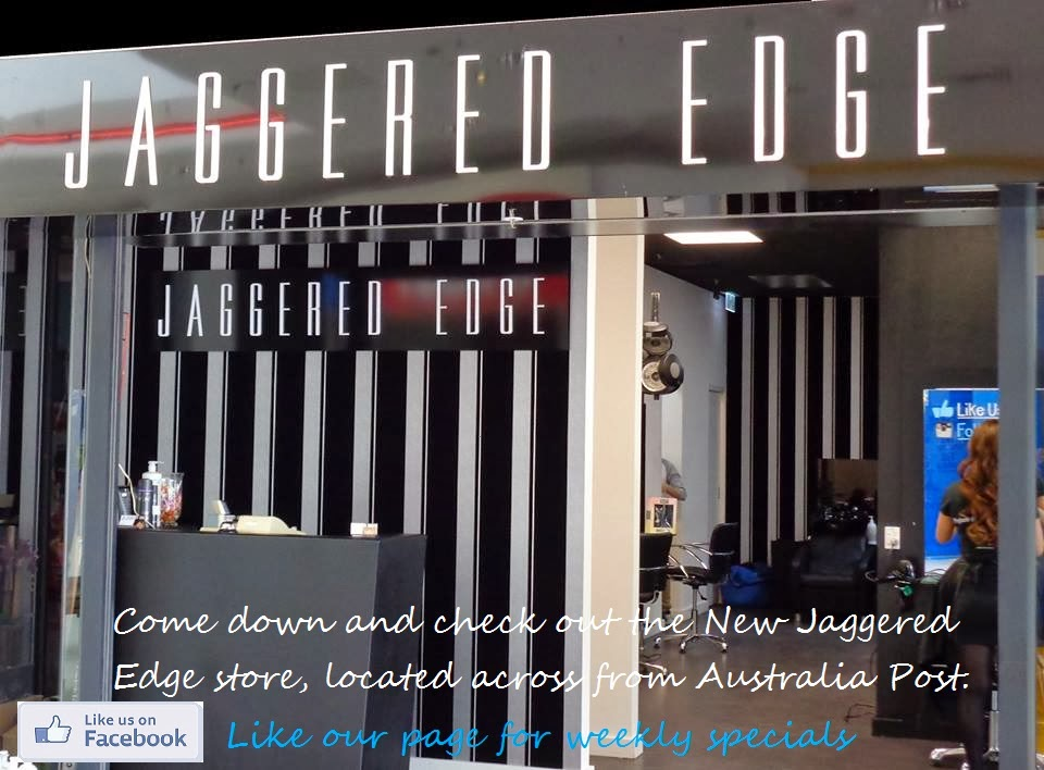 Jaggered Edge Hair & Beauty | hair care | 59 Hollywood Blvd, Salisbury Downs SA 5108, Australia | 0882815266 OR +61 8 8281 5266