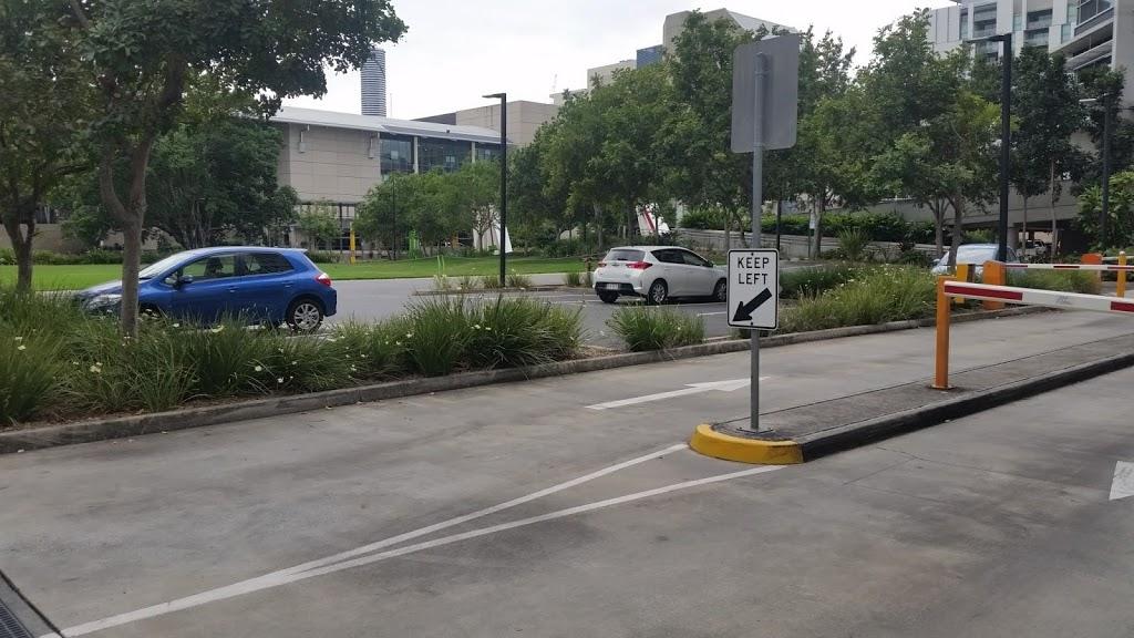 TAFE Car Park   parking   97 Merivale St, South Brisbane QLD 4101, Australia