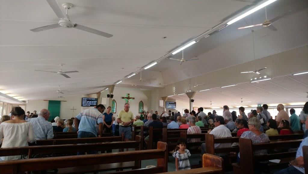 St Joseph Catholic Church Hervey Bay   church   Catholic Presbytery, 22 Torquay Rd, Pialba QLD 4655, Australia   0741243334 OR +61 7 4124 3334